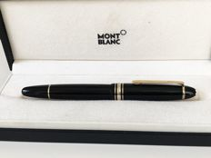 Montblanc masterpiece Le Grand N° N 166 text marker black - gold