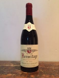 2003 Domaine Jean-Louis Chave Hermitage, Rhone - 1 bottle (75cl) - 100 parker points
