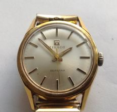 Tissot - Seastar PLAQUE G 20 met 10K G.F. TOP  CAPS band  - Men - 1970-1979