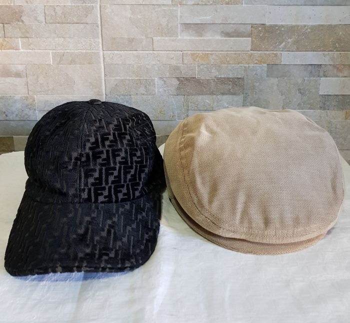 3e6470b78ad14 Fendi Gucci - Original vintage hats - Catawiki