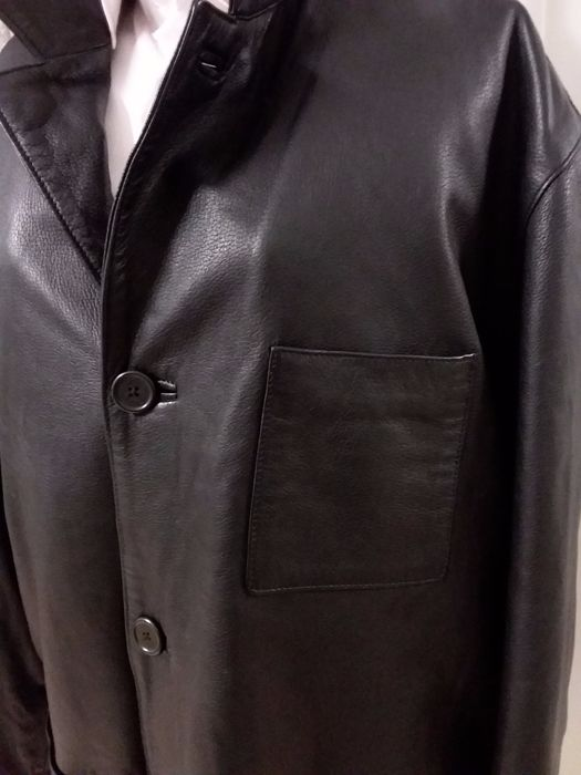 Pal Zileri mini cappotto  - Leather jacket