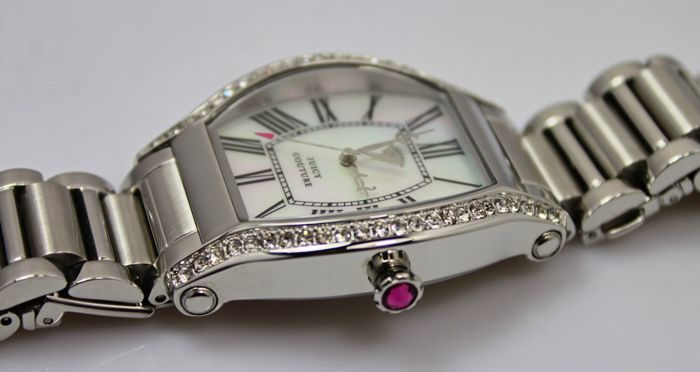 Juicy Couture - Dames - Stainless Steel Watch - NewandNieuwstaat