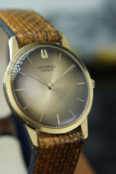 Universal Genève - Dress – Luxury wristwatch - Men