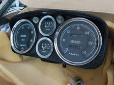 Jaeger Abarth replica 595 695 dashboard