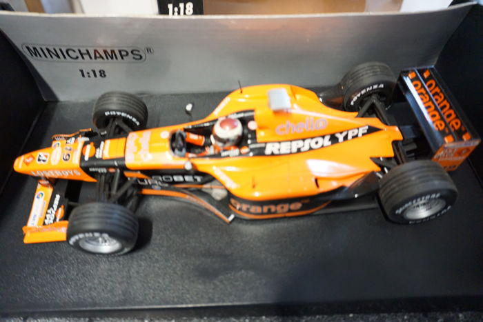 minichamps scale 1 18 arrows f1 showcar 2000 jos verstappen limited 1 of 1296 catawiki. Black Bedroom Furniture Sets. Home Design Ideas