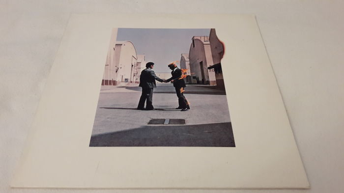 Pink Floyd - Set of 7 LP Albums(1 Album with Richard Wright)