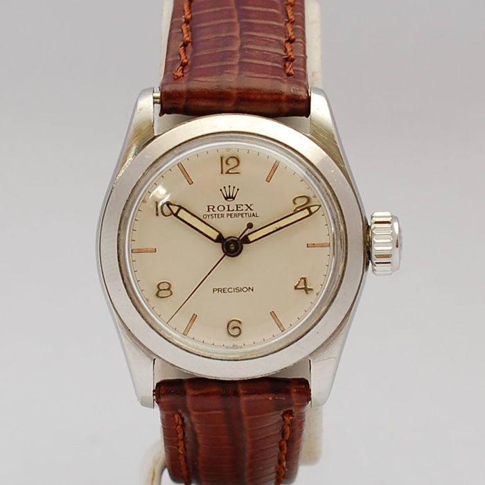 Rolex - Oyster Perpetual Precision - 4220 - Heren - 1901-1949