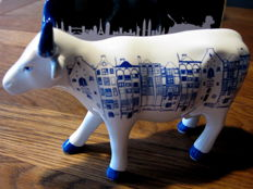 Amsterdam Cow by Rebecca Hogg