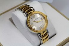 Versace - Ladies - Swiss Made - Luxury - Gold Plated Watch - New & Mint Condition