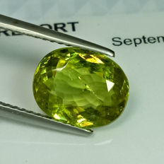 Sphene - 3.07 ct