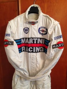 Sparco Lancia Martini Rally driver suit