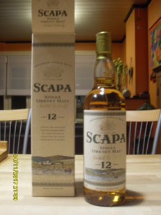 Scapa 12 years old - 40% - 70cl