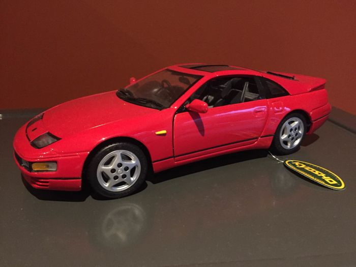 Kyosho - Scale 1/18 - Nissan 300ZX - Red