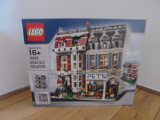 Lego Modular building set 10218 Pet Shop