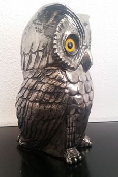 Turnwald for Freddotherm - vintage ice bucket in the shape of an owl