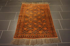 Beautiful antique hand-knotted oriental carpet - Belutsch - 85 x 120 cm