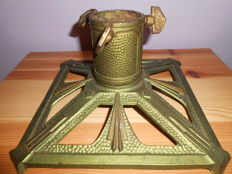 Large antique Christmas tree stand Art Deco - 1920-30s