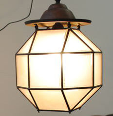 Hall lamp Art Deco, France, approx.1930
