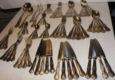 78 Piece cutlery set - France