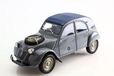 Otto Mobile - Scale 1/18 - Citroën 2CV Sahara 1958 - Limited edition 1000 pieces