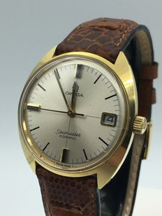 Omega Seamaster Cosmic 70's_Gents ref 136016 Gold plated