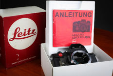 Leica R3 Electronic spare parts with original cardboard