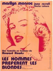 JCB - Gentlemen prefer blondes (Marylin Monroe, 1953) - 1974