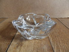 Daum France - Crystal bowl or ashtray