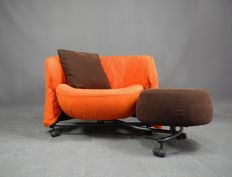 Francesco Binfare for Adele/C - Girotonda Lounge Chair