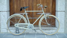 Taurus Lautal 1942 bicycle - registered H 2695 - 100% original