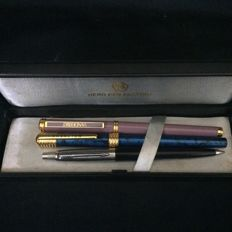 Parker - Vanderbilt - Molyneux - Set of 3 Executive Quality Pens
