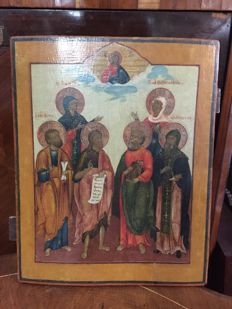 Russian icon - first half of the 19th century