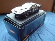 Hot Wheel - Scale 1/18 - Pontiac Trans-Am 1982 K.IT.T Knight Rider