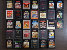 33 Games for the Atari 2600