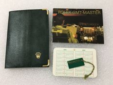 Rolex - ROLEX GMT-MASTER manual - Passport holder/0068.08.05 - Homme - 2000-2010