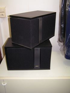 BOSE model 301 series 2 black original box