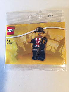 Lester - LEGO Store Exclusive Set, Leicester Square, London, UK