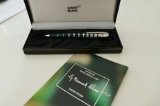 Montblanc Limited Edition Bernhard Georg Bernhard Shaw ballpoint pen edition from 2008