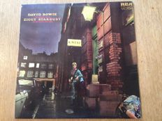 """David Bowie -"""" The Rise and Fall of Ziggy Stardust"""" - UK Press 1972 in Top Condition"""