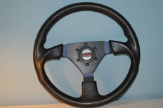 Porsche Martini - Momo - sports steering wheel