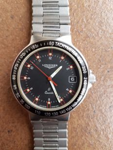 Longines - Conquest - Men's - 1980s/90s