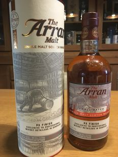 "The Arran New ""Small batch"" excl. for Denmark"