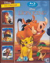 DVD / Video / Blu-ray - Blu-ray - The Lion King - All 3 movies [volle box]