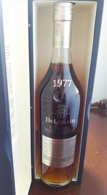 Delamain 1977 - bottled in 2017