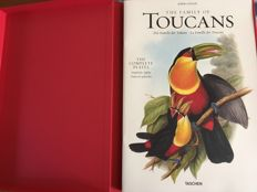 John Gould - The Family of Toucans, 51 fine art prints - 2011