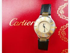 Cartier Must 21 Ref. 004640 – men's wristwatch