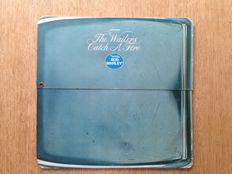 Lp -  The Wailers   (Marley)  -  Catch a Fire ( zippo sleeve) - Original French  Limited Press 1973