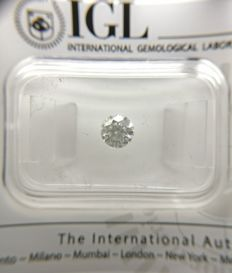 0.40 ct Round cut diamond G VS1   -No Reserve