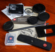 11 LEICA Accessories and Items