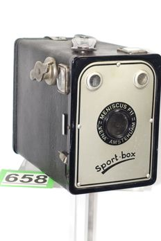 Beautiful, intact and collectible VENA BOX (sport box) camera